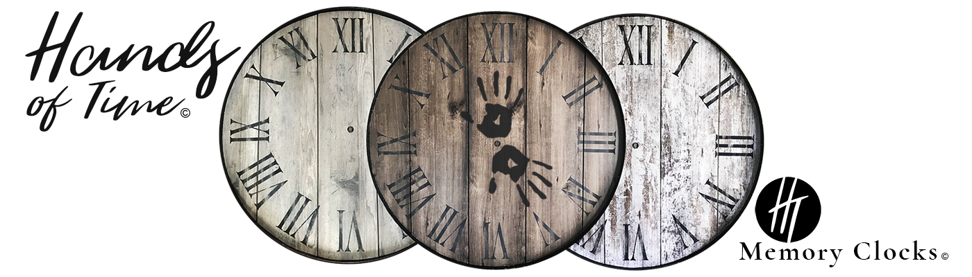 Hands of Time Memory Clock - Living Home Styles Featured Product